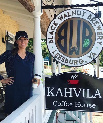 Kahvila Coffee House opens inside Leesburg's Black Walnut Brewery