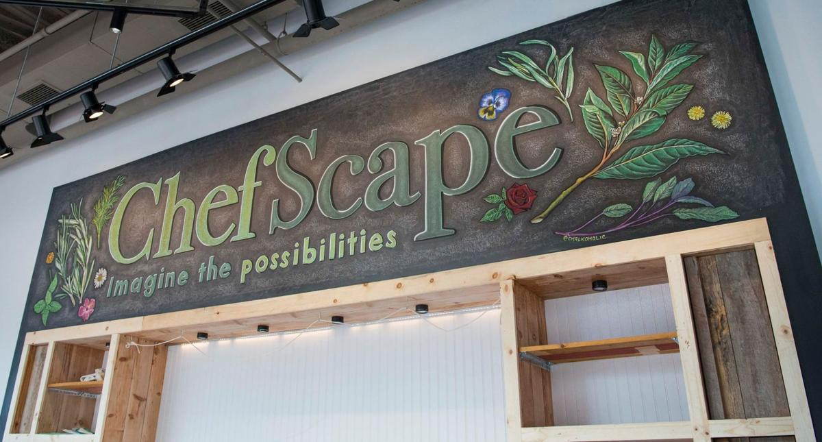 Chefscape is ready for its close-up