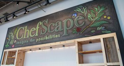 Chefscape makes its debut on Saturday
