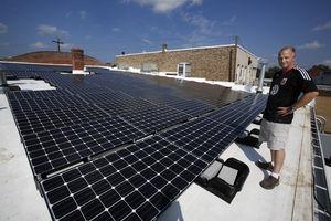 Catoctin Creek completes major solar installation