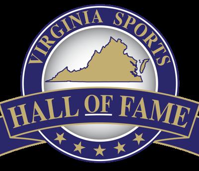 Virginia Sports HOF logo