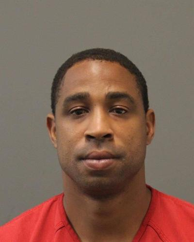 Fred Smoot booking photo