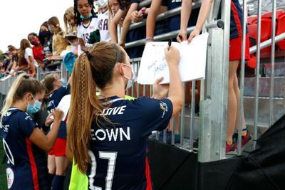 Washington Spirit fans