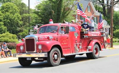Purcellville Parade