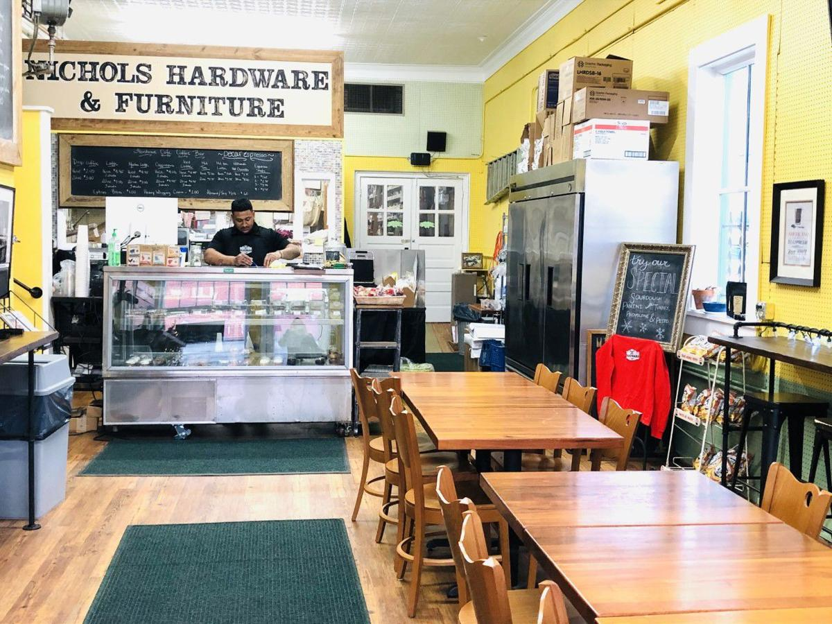 """Hardware Cafe hopes to bring a """"rebirth"""" to Purcellville's 21st Street"""