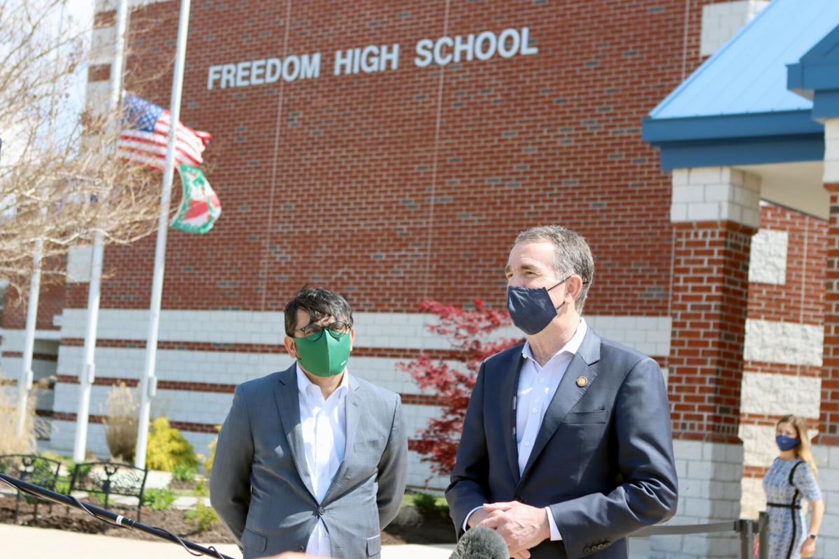 Northam at Freedom High School 2