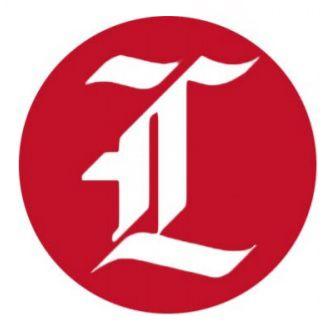 """Loudoun Times-Mirror """"L"""" logo"""