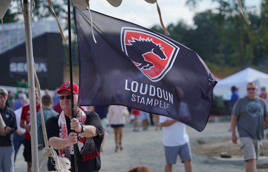 Loudoun United FC | Stampede Fan