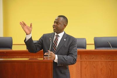 Mayor Kwasi Fraser
