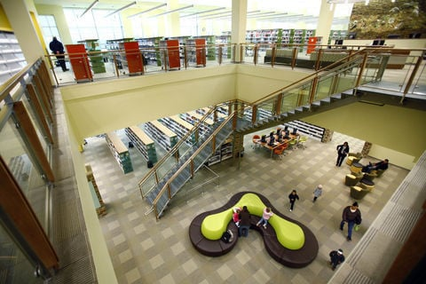 Gum Spring Library >> Gum Spring Library Now Open News Loudountimes Com