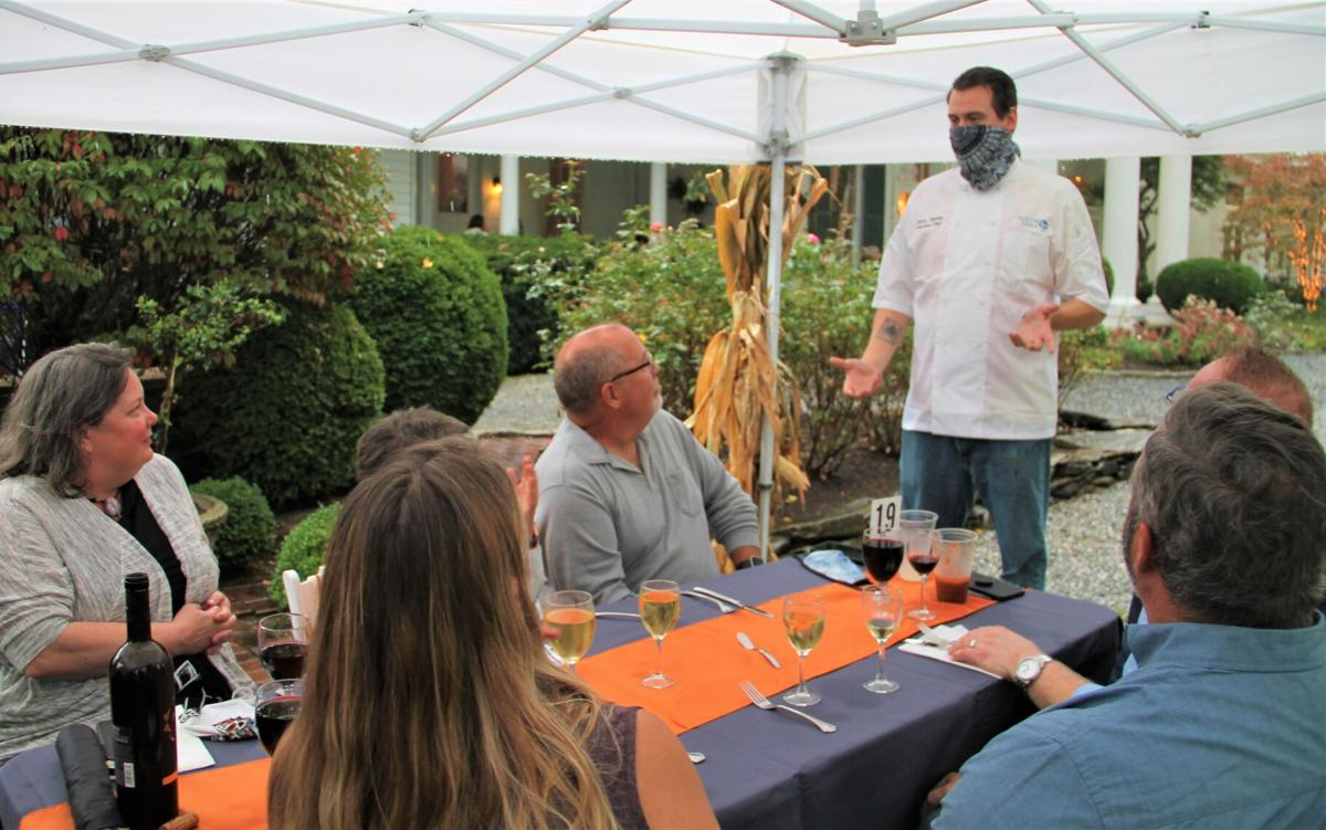 Culinary celebration of local farmers and chefs held in Bluemont on Sunday
