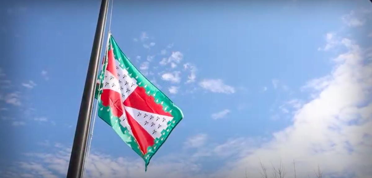 Loudoun County lowers flag amid coronavirus