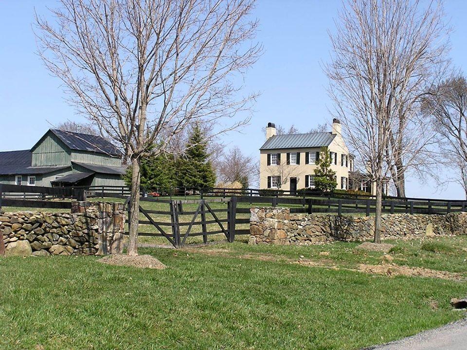 Unison Battlefield Historic District