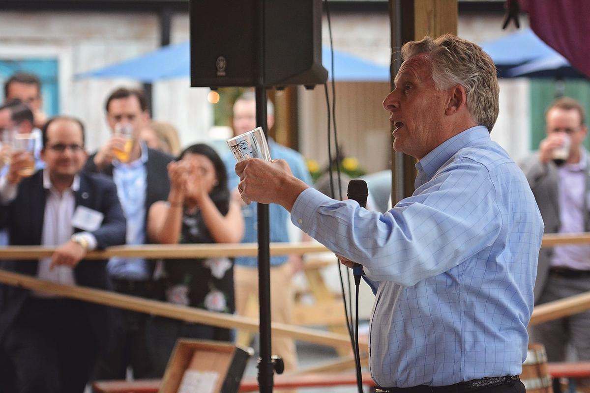 Ex-Virginia Gov. McAuliffe won't run for president in 2020