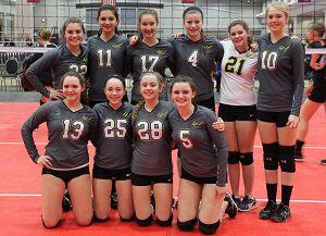 Western Loudoun Volleyball Club Nets Success At Capital Hill Classic Sports Loudountimes Com