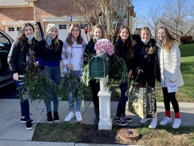 Belmont Bows continue tradition of assisting families in need