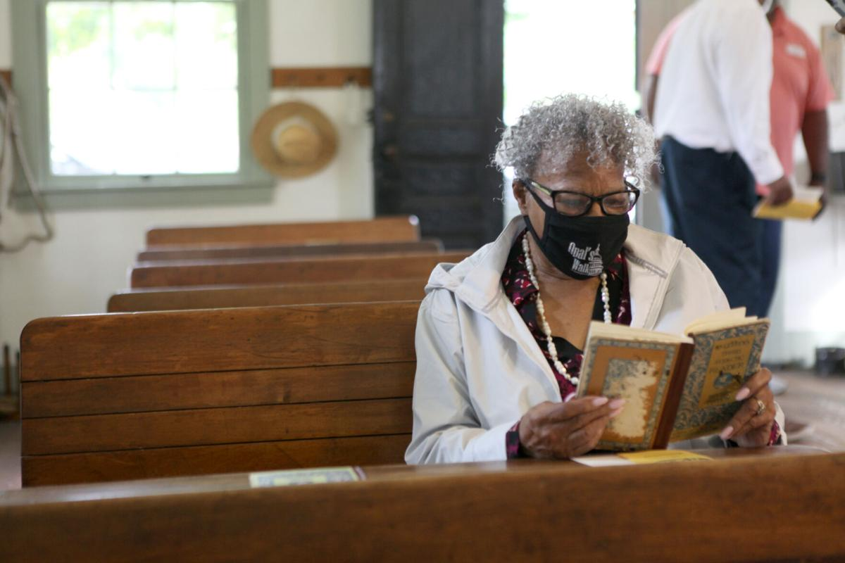 'Grandmother of Juneteenth' Opal Lee visits Loudoun County, seeks to inspire others during quest to make Juneteenth a federal holiday