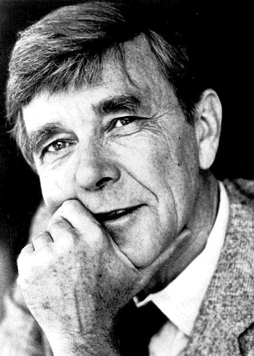 Russell Baker, Pulitzer Prize-winning author and NY Times