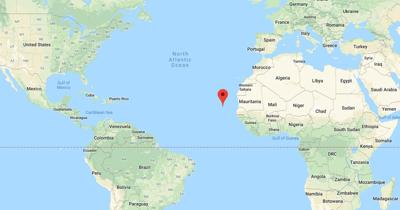 cape verde africa map Dulles Launches Nonstop Flights To Sal Cape Verde Business cape verde africa map