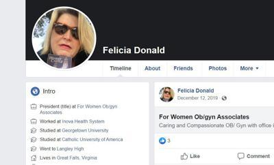 Felicia Donald