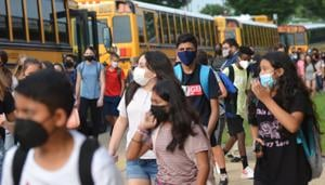 Virginia to add tests to find pandemic-related learning gaps