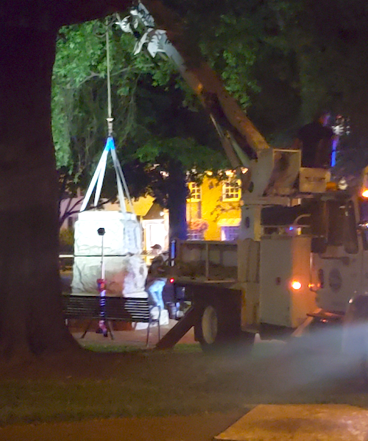 Confederate statue removal 2