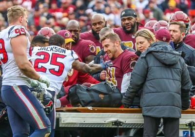 Alex Smith injured