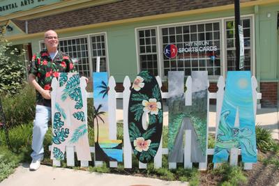 Purcellville art project
