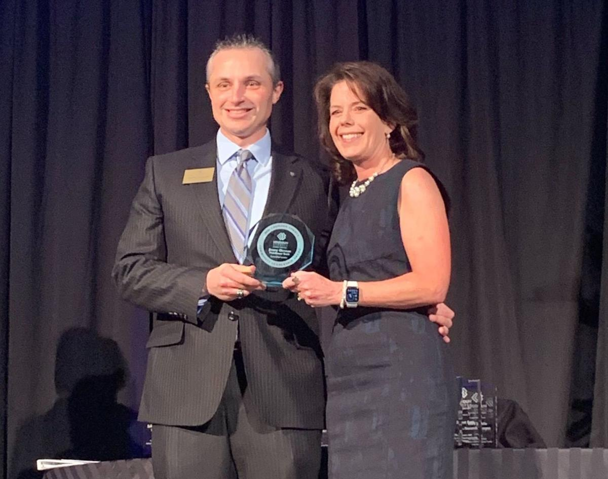 Loudoun Chamber 2020 Community Leadership Award Winners | Jimmy Olevson of MainStreet Bank