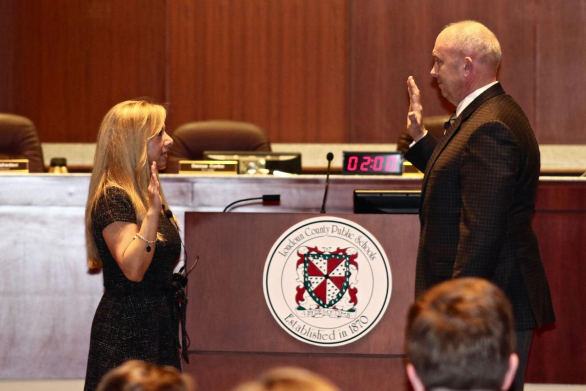 LCSB Swearing In 2020 - Reaser