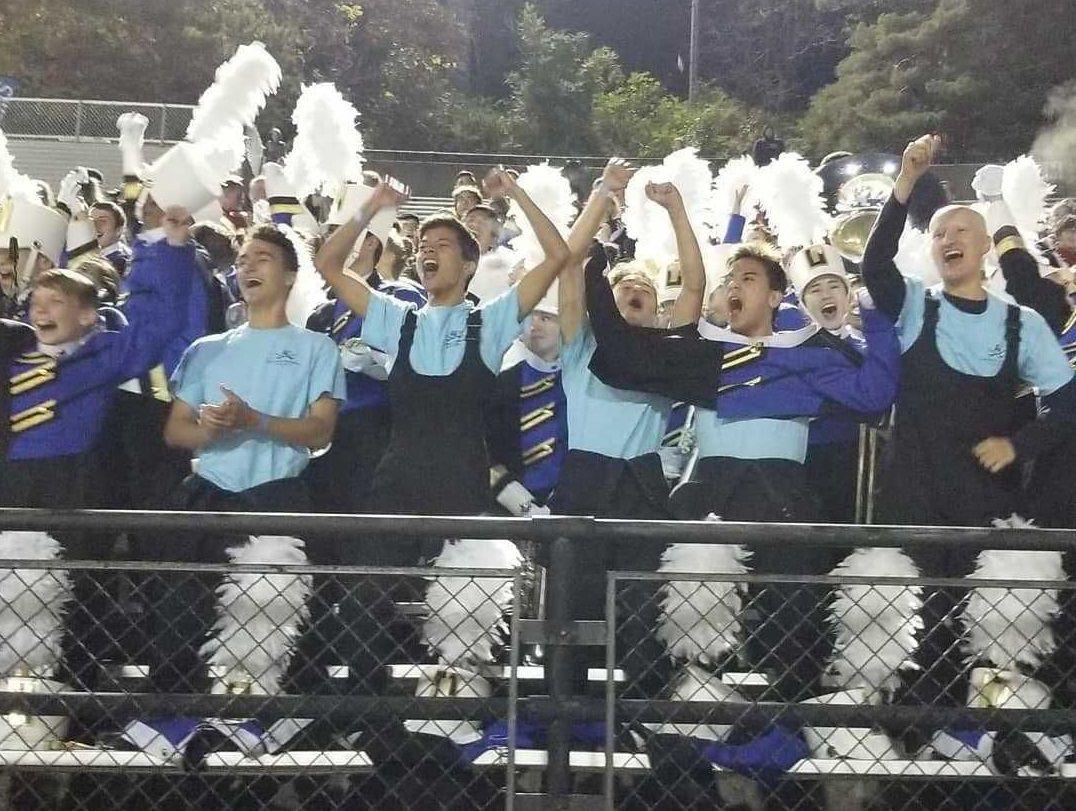 Loudoun County High School marching band wins national championship