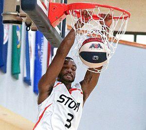 photos virginia storm win american basketball association debut