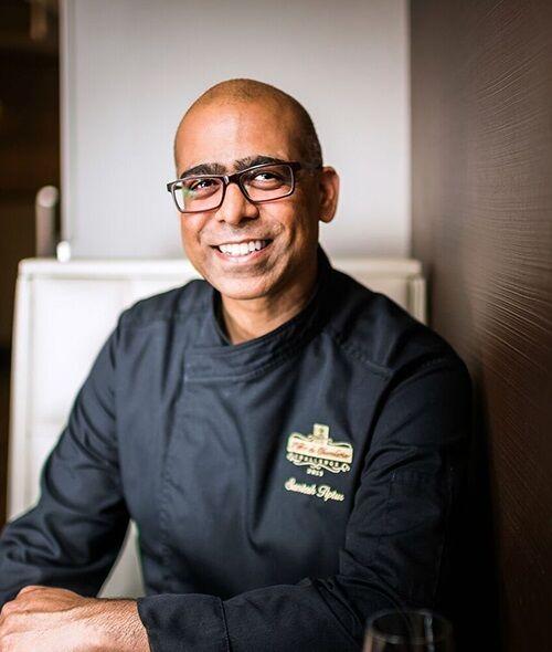 Chef Santosh Tiptur
