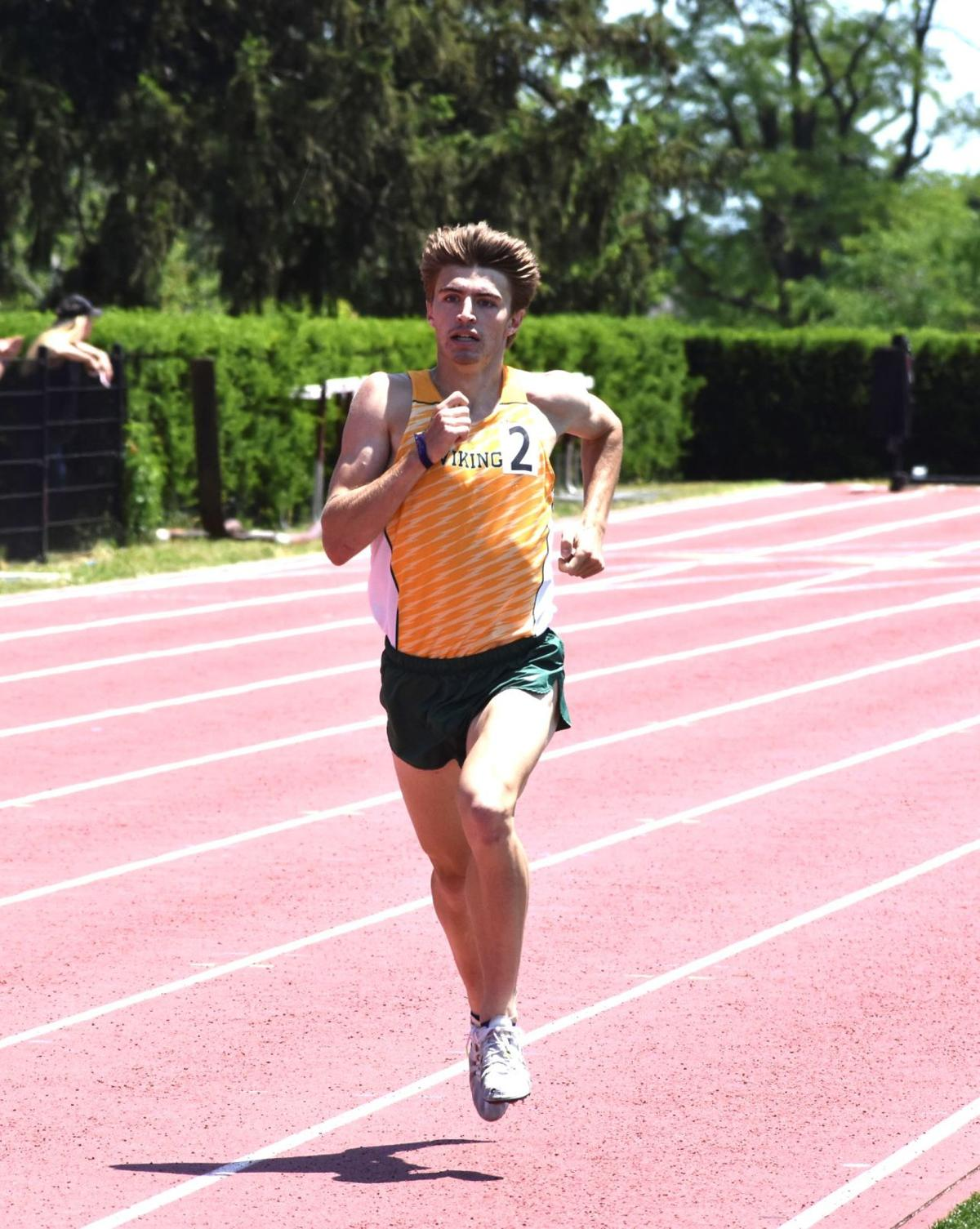 LVHS Sam Affolder regionals