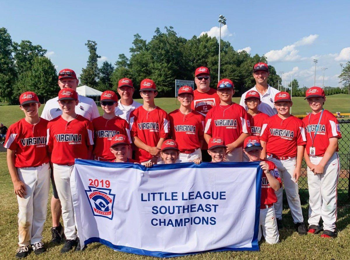 Loudoun South punches ticket to Little League World Series