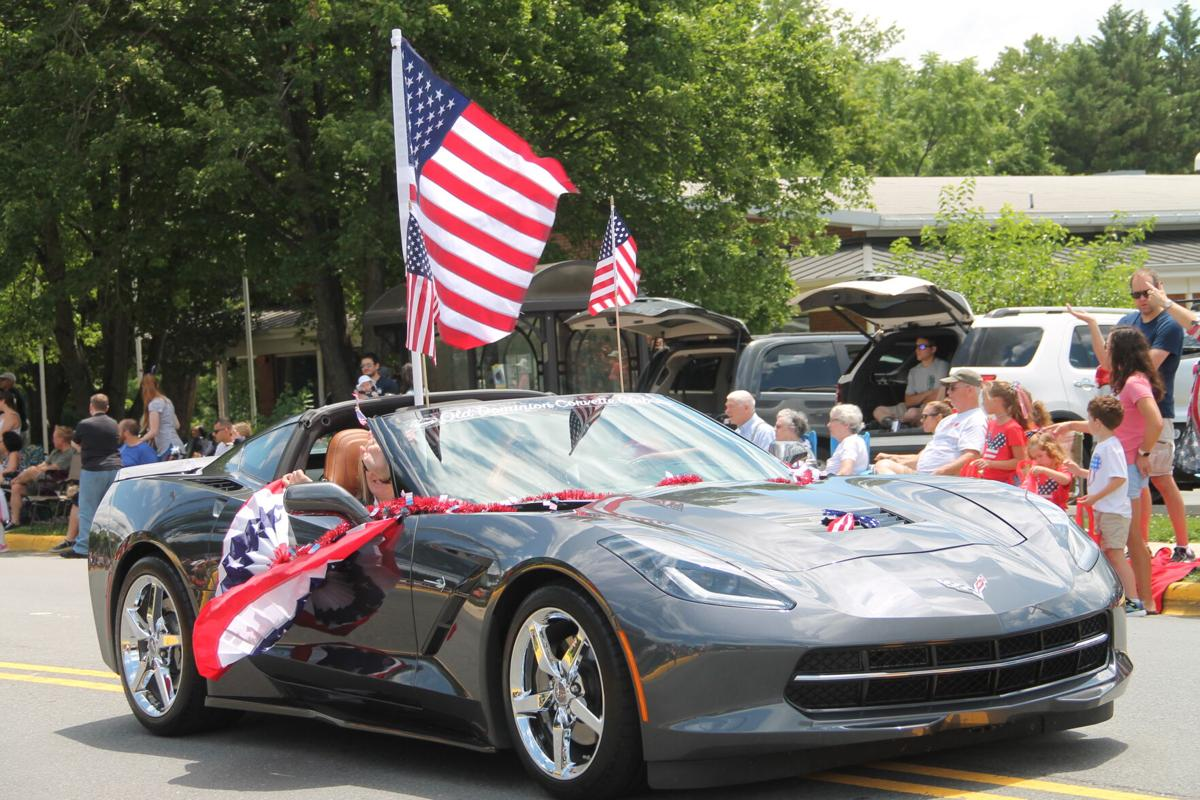 July 4 parade 2021