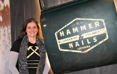 Village at Leesburg welcomes men's grooming store Hammer and Nails