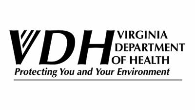 Virginia Health Department logo