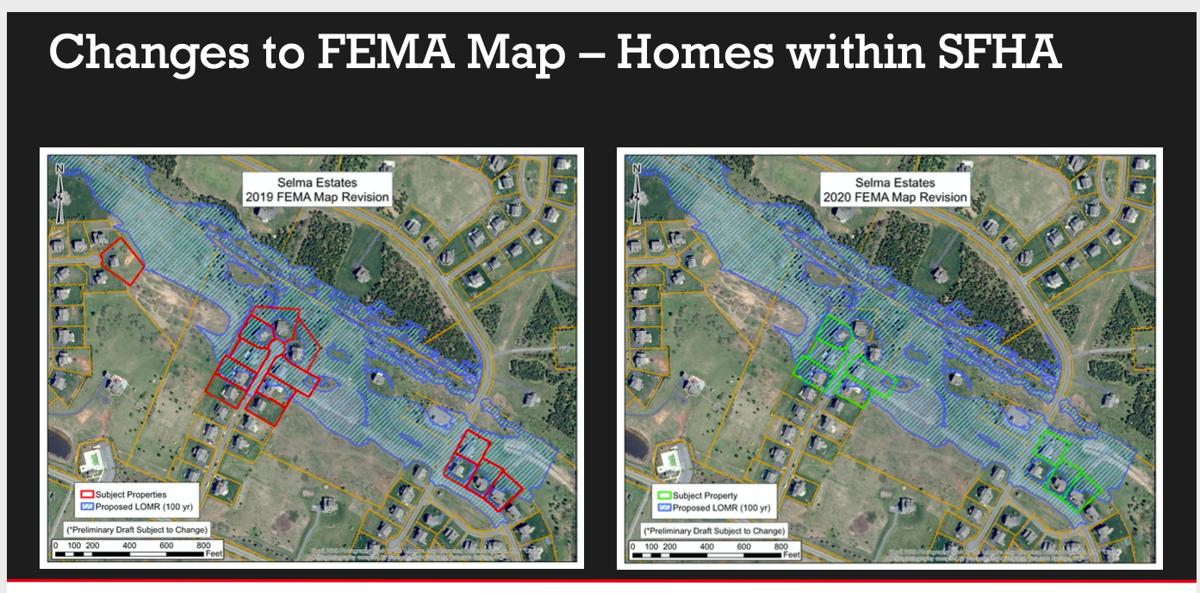 Selma Estates | Special Flood Hazard Area