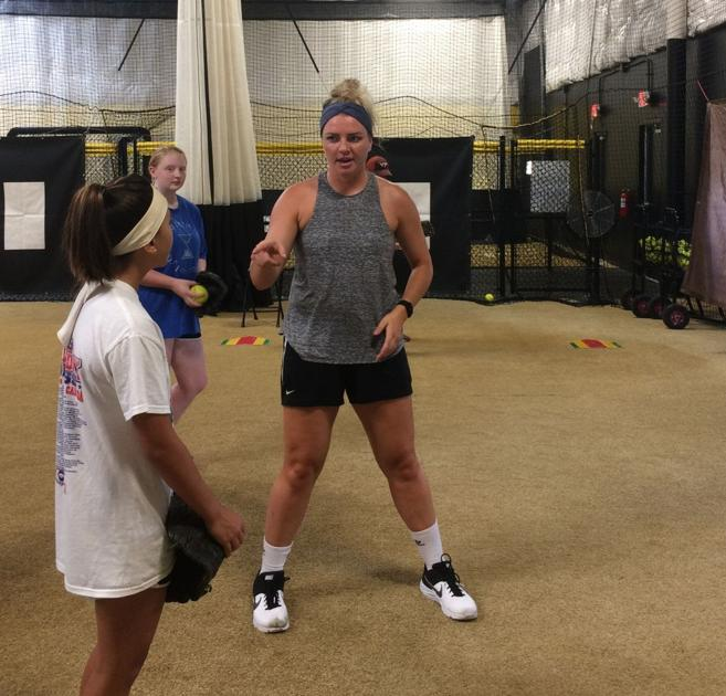 Ashburn's new SixFour3 Softball facility brings specialized training for girls