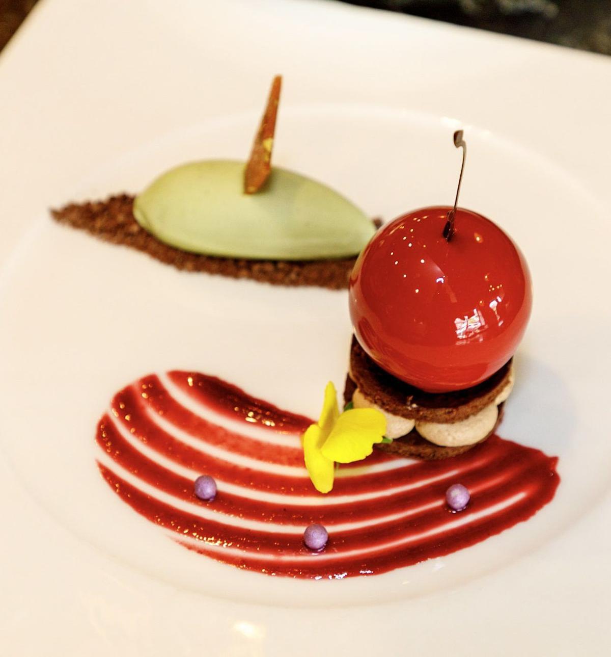 The Conche Dessert