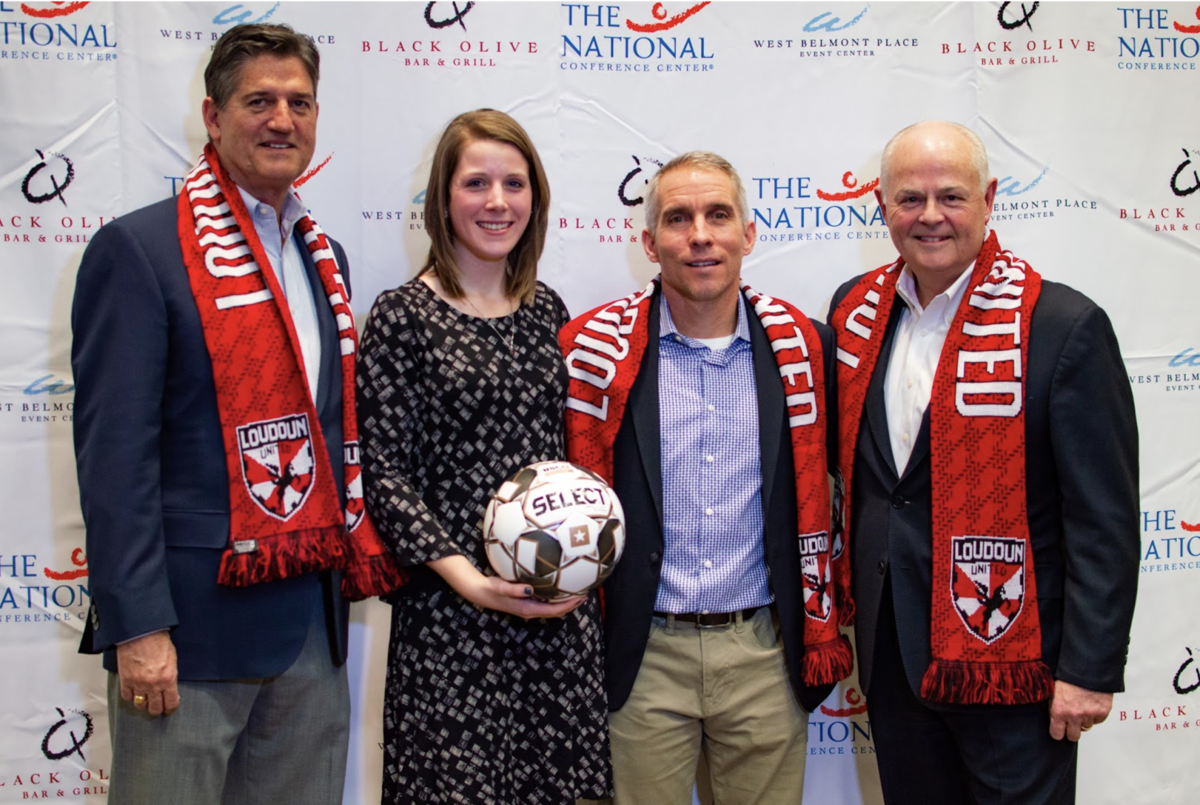 The National to serve as team hospitality partner for Loudoun United