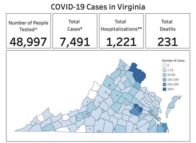 Coronavirus update as of April 17, 2020