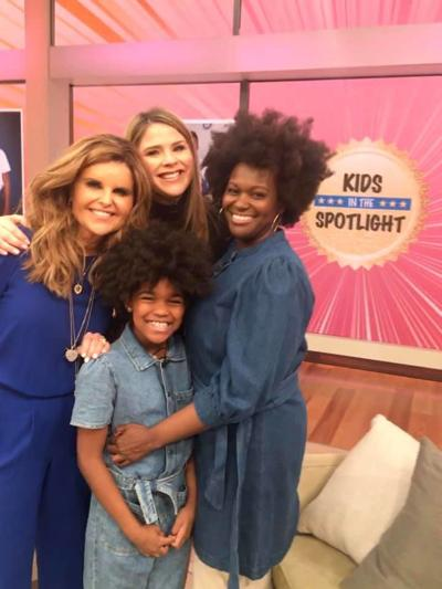 Leesburg's Bellen Woodard to appear on the Today Show March 6