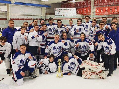 Riverside JV hockey