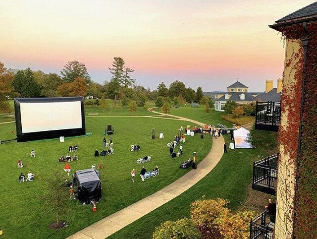 Middleburg Film Festival 2020 -- Salamander Balconies