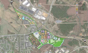 Loudoun County supervisors approve sprawling Silver District West project near future Metrorail stations