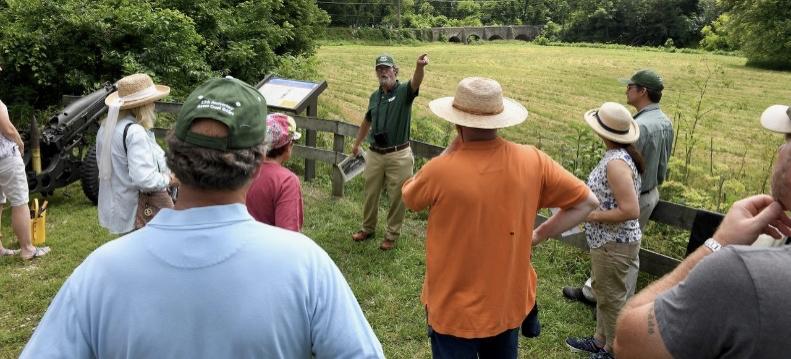 Virginia Piedmont Heritage Area 25th Anniversary   Tour