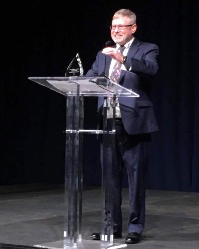 Jim Corcoran award