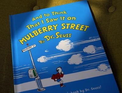 Mulberry Street, Dr. Seuss, AP